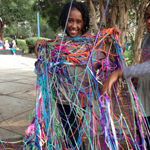 Harmony Day - Weaving Trees 2013